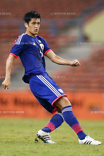 Naomichi Ueda (JPN), MARCH 29, 2015 - Football / Soccer : AFC U-23 Championship 2016 Qualification Group I match between U-22 Japan 2-0 U-22 Vietnam at Shah Alam Stadium in Shah Alam, Malaysia. (Photo by Sho Tamura/AFLO SPORT)