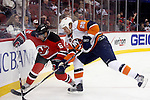 November 16, 2007: New York Islanders at New Jersey Devils