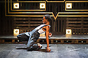 London, UK. 23.10.2014. A HARLEM DREAM choreographed by Ivan Blackstock, opens in the Maria, at the Young Vic. Picture shows: Ivan Blackstock. Photograph © Jane Hobson.