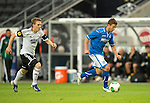 Rosenborg v St Johnstone....18.07.13  UEFA Europa League Qualifier.<br /> Chris Millar<br /> Picture by Graeme Hart.<br /> Copyright Perthshire Picture Agency<br /> Tel: 01738 623350  Mobile: 07990 594431