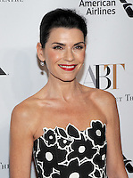 NEW YORK, NY - OCTOBER 20: Julianna Margulies attends the American Ballet Theater 2016 Fall Gala on October 20, 2016 at David H. Koch Theater at Lincoln Center in New York City. Photo by John Palmer/MediaPunch