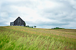 An old barn. <br />