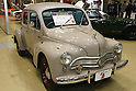 May 22, 2010 - Tokyo, Japan - A vintage Renault 4CV is on display during the 'Tokyo Nostalgic Car Show' held at the Tokyo Big Sight Exhibition Center, in Tokyo, Japan on May 22, 2010. This year marks the 20th anniversary of the show's existence.