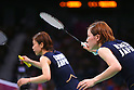 2012 Olympic Games - Badminton - Women's doubles group stage Group D