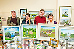 Ballylongford Craft & Food Fair: Attending the Ballylongford Craft & Food Fair held in the Ballylonford community centre on Sunday last were Eddie Enright, Nora mary & Pat O'Hanlon & Betty Enright.