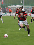 Sandhausen 19.04.2008, Steffen Wohlfarth (Ingolstadt) in der Regionalliga S&uuml;d 2007/08 SV Sandhausen 1916 - FC Ingolstadt 04<br /> <br /> Foto &copy; Rhein-Neckar-Picture *** Foto ist honorarpflichtig! *** Auf Anfrage in h&ouml;herer Qualit&auml;t/Aufl&ouml;sung. Belegexemplar erbeten.