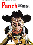 Punch (Front cover, 14 August 1974)