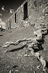 Ruined Church of Cill Chriosd, Isle of Skye, Scotland