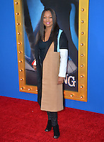 LOS ANGELES, CA. December 3, 2016: Actress Garcelle Beauvais at the world premiere of &quot;Sing&quot; at the Microsoft Theatre LA Live.<br /> Picture: Paul Smith/Featureflash/SilverHub 0208 004 5359/ 07711 972644 Editors@silverhubmedia.com