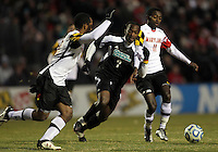 Coastal Carolina University vs Maryland, NCAA Tournament, Sunday, October 25, 2012