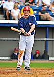 8 March 2009: Washington Nationals' outfielder Austin Kearns prepares for a plate appearance during a Spring Training game against the New York Mets at Space Coast Stadium in Viera, Florida. The Nationals defeated the Mets 8-3 in the Grapefruit League matchup. Mandatory Photo Credit: Ed Wolfstein Photo