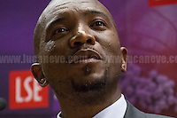"""21.06.2016 - LSE Presents Mmusi Maimane: """"Protecting South Africa's Fragile Democracy"""""""