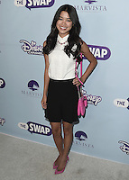 "HOLLYWOOD - OCTOBER 5:   Tiffany Espensen at the Los Angeles premiere of ""The Swap"" at ArcLight Hollywood on October 5, 2016 in Hollywood, California. Credit: mpi991/MediaPunch"