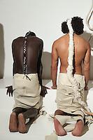 FEB 24 TOD'S Live Art Installation at Milan Fashion Week