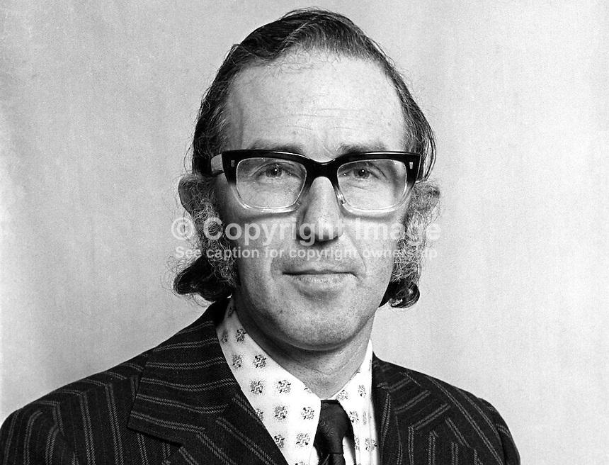 Senator Brendan Halligan, secretary, Labour Party, Rep of Ireland, 1975030000174b.<br /> <br /> Copyright Image from Victor Patterson, 54 Dorchester Park, Belfast, UK, BT9 6RJ<br /> <br /> t1: +44 28 9066 1296<br /> t2: +44 28 9002 2446<br /> m: +44 7802 353836<br /> <br /> e1: victorpatterson@me.com<br /> e2: victorpatterson@gmail.com<br /> <br /> www.victorpatterson.com<br /> <br /> IMPORTANT: Please see my Terms and Conditions of Use at www.victorpatterson.com