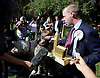 Westminster Dog of the Year 2016 <br /> in Victoria Tower Gardens, London, Great Britain <br /> 8th September 2016 <br /> organised by The Kennel Club and Dogs Trust together with dog loving MPs and Peers. <br /> <br /> Winners:<br /> <br /> 1st - Jonathan Reynolds MP with his dogs Clinton and Kennedy <br /> <br /> <br /> <br /> <br /> <br /> <br /> <br /> Photograph by Elliott Franks <br /> Image licensed to Elliott Franks Photography Services