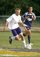 Boys Soccer vs Cathedral 9-8-08