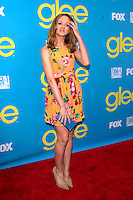 LOS ANGELES - MAY 1:  Jayma Mays arrives at the Glee TV Academy Screening and Panel at TV Academy Theater on May 1, 2012 in North Hollywood, CA