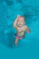 Baby Swimming