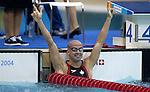 Benoit Huot obtient sa deuxième médailles d'or (Jean-Baptiste Benavent 21 septembre).