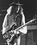 Deep Purple 1973 Roger Glover.© Chris Walter.