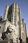 Cathedral, Avila, Spain