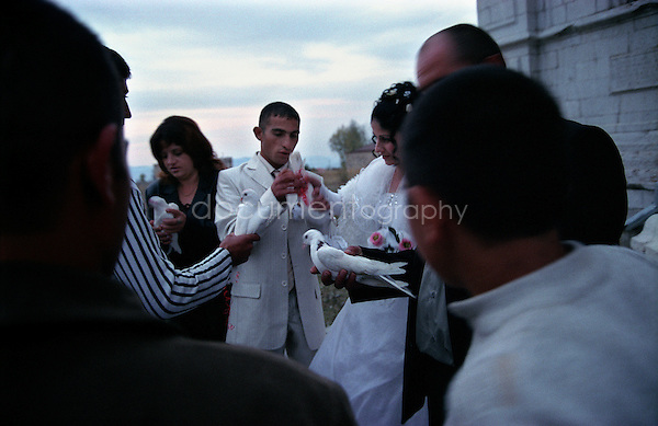 wedding in Nagorno Karabakh
