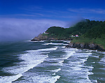 Lighthouses along the Oregon Coast