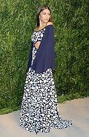 NEW YORK, NY - NOVEMBER 07:  Zendaya attends 13th Annual CFDA/Vogue Fashion Fund Awards at Spring Studios on November 7, 2016 in New York City. Photo by John Palmer/MediaPunch