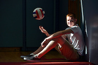 Fair Lawn, NJ  6/12/13  Chris Nugent, North 1 Volleyball Player of the Year and 1st team All-State.  Danielle Richards / For The Star LedgerFair Lawn, NJ  6/12/13  Chris Nugent, North 1 Volleyball Player of the Year and 1st team All-State.  Danielle Richards / For The Star Ledger
