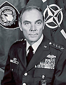 Supreme Allied Commander Europe (SACEUR) .United States Army General Alexander Meigs Haig, Jr. appointed June, 1974, retired June, 1979.  Photo dated June 1, 1974.