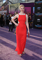 """HOLLYWOOD, CA - April 19: Deborah Ann Woll, At Premiere Of Disney And Marvel's """"Guardians Of The Galaxy Vol. 2"""" At The Dolby Theatre  In California on April 19, 2017. Credit: FS/MediaPunch"""