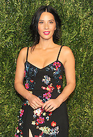 NEW YORK, NY - NOVEMBER 07: Olivia Munn attends 13th Annual CFDA/Vogue Fashion Fund Awards at Spring Studios on November 7, 2016 in New York City. Photo by John Palmer/ MediaPunch
