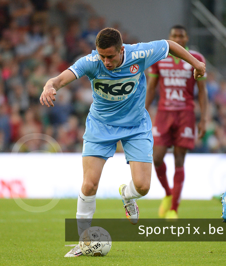 KV Kortrijk  : Adam Marusic <br /> foto VDB / BART VANDENBROUCKE