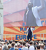 Pro EU Rally <br /> Parliament Square, Westminster, London, Great Britain <br /> 2nd July 2016 <br /> <br /> March For Europe <br /> <br /> David Lammy MP<br /> for Tottenham <br /> speaks <br /> <br /> Photograph by Elliott Franks <br /> Image licensed to Elliott Franks Photography Services