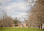 Governor's Palace at Colonial Williamsburg, Virginia.