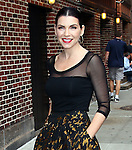 """Celebrities visit """"Late Show with David Letterman"""" August 29, 2011"""