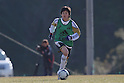 Mayo Dokou (JPN), ..FEBRUARY 12, 2012 - Football / Soccer : Nadeshiko Japan team training Wakayama camp at Kamitonda Sports Center in Wakayama, Japan. (Photo by Akihiro Sugimoto/AFLO SPORT) [1080]