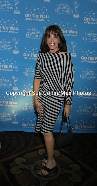 The Young and The Restless Kate Linder in the gifting suite at the 38th Annual Daytime Entertainment Emmy Awards 2011 held on June 19, 2011 at the Las Vegas Hilton, Las Vegas, Nevada. (Photo by Sue Coflin/Max Photos)