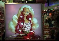 Pubblicità della bambola Barbie