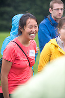 Alyssa Kwok. Outdoor team building activities. Wilderness medicine.