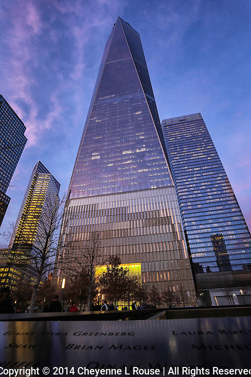 9-11 Memories - New York City - One World Trade Center