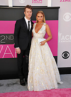 Miranda Lambert &amp; Anderson East at the Academy of Country Music Awards 2017 at the T-Mobile Arena, Las Vegas, NV, USA 02 April  2017<br /> Picture: Paul Smith/Featureflash/SilverHub 0208 004 5359 sales@silverhubmedia.com