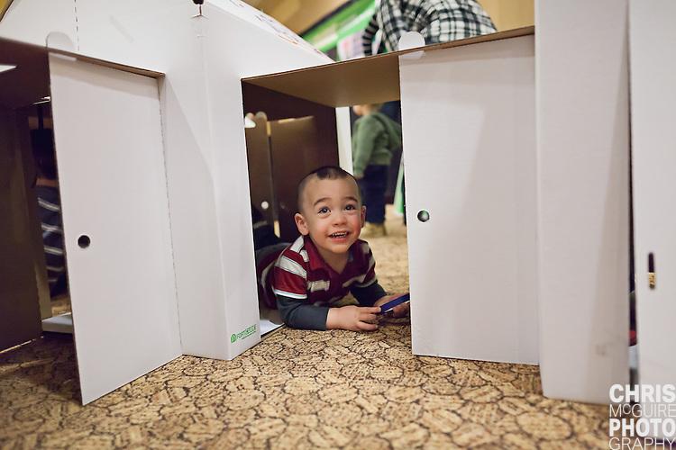 02/12/12 - Kalamazoo, MI: Kalamazoo Baby & Family Expo.  Photo by Chris McGuire.  R#24