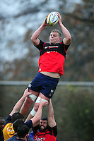 Tom Ellis of Bath Rugby in action. Bath Rugby training session on November 22, 2016 at Farleigh House in Bath, England. Photo by: Patrick Khachfe / Onside Images