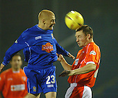 2003-12-09 Stockport County v Blackpool