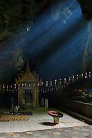 Killing Caves. Phnom Sampeou,Battambang, Cambodia
