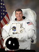 Houston, TX - (FILE) -- Portrait of Astronaut Stephen G. Bowen, mission specialist, STS-126, dated April 7, 2008.  Bowen is scheduled for launch aboard Space Shuttle Endeavour on Friday, November 14, 2008.The 15-day flight will deliver equipment and supplies to the space station in preparation for expansion from a three- to six-person resident crew aboard the complex. The mission will include four spacewalks to service the station?s Solar Alpha Rotary Joints..Credit: NASA via CNP