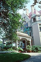 "Pittsburgh: ""Clayton"", the H.C. Frick Mansion--an Italianate Villa of the 1870's that Frick remodeled into a French Chateau in 1893. Photo 20001."