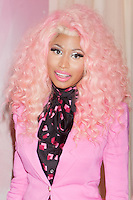 "Nicki Minaj's ""Pink Friday"" Fragrance"